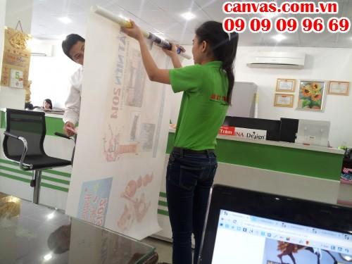 Trung tâm In Kỹ Thuật Số tại 365 Lê Quang Định, P.5, Q.Bình Thạnh, Tp.HCM